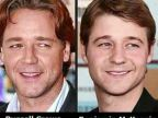 Podobné hollywoodske celebrity