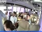 Hrozná nehoda autobusu z Číny
