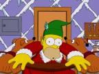 Simpsonovci - vianočné intro