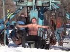 Ako cvičia Rusi v zime?