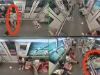 Keď v čínskom metre odpadne beloch