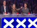 Británia má talent - Neodbytný 60-ročný tanečník