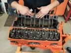 Generálka motora Chevrolet V8 (časozberné video)