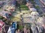 Plyn zapríčinil masívny výbuch domu (Kanada)
