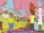 Simpsonovcov navštívili Rick a Morty
