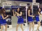 Japonské hostesky na Motor show (Bankok)