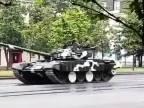 Driftovať s tankom?
