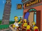 Simpsonovci - čučo