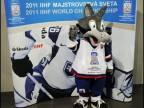 Oficiálna hymna na Majstrovstvá sveta v hokeji 2011