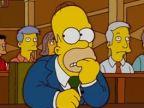 Simpsonovci - Na súde