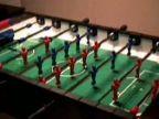 Machri v stolnom futbale