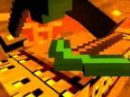 Diggy Diggy Hole! ako originálna Minecraft animácia