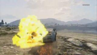GTA V - vojna s políciou