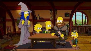 Simpsonovci - Hobbit