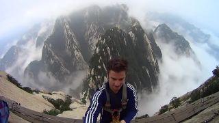 Prechádzka v oblakoch (Čína)