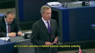 Nigel Farage - prestaňte provokovať Putina!