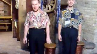 Rumunské muzikálno-tanečné duo