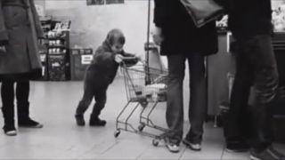 Ako upratať neslušné decko v obchode?