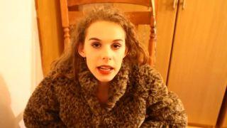 Janka z Kokošoviec sa odhalila pred webkamerou!