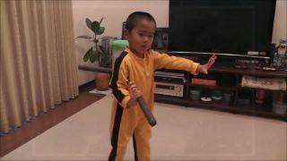 "Bruce Lee sa ""reinkarnoval"""