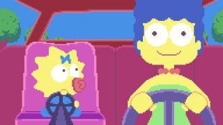 8-bitoví Simpsonovci
