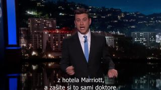 Odkaz hnutiu antivax (Jimmy Kimmel)