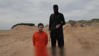 ISIS natáča popravu (paródia)