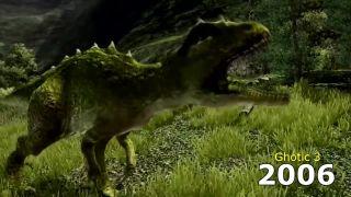 Evolúcia počítačových hier 1958 - 2015