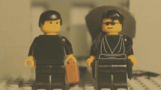 Matrix prestrelka (lego verzia)