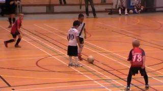 8-ročný futbalový talent Pietro Tomaselli