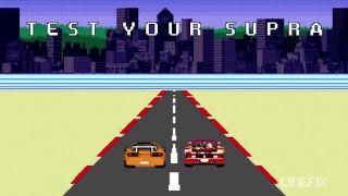Rýchlo a zbesilo (8-bitová verzia)