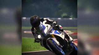 Šialená jazda na superbikeu!