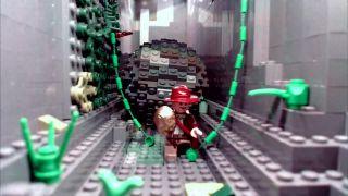 Dobyvatelia stratenej archy (LEGO)