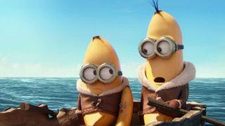 Banánový remix (Mimoni)