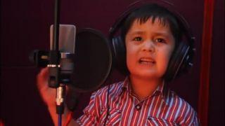 4-ročný talent z Uzbekistanu