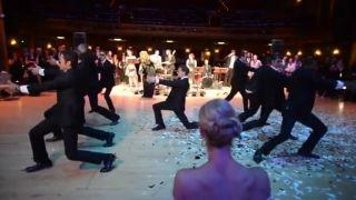 Ženíchov tanec pre nevestu