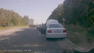 Expresná oprava vozidla s Rómami po rusky