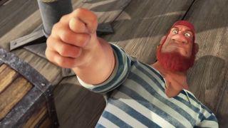 Ako pirát smrtku okabátil (krátky animovaný film)