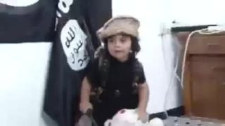 Džihádista od mala