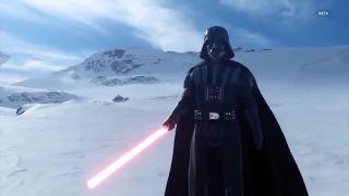 Keď si po teba ide Darth Vader!