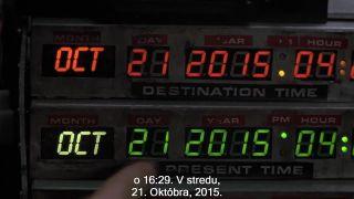 21. Október 2015 16.29h (Návrat do Budúcnosti 2)