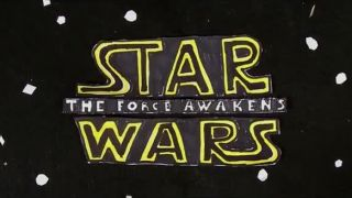 Star Wars: Sila sa prebúdza (DIY trailer)