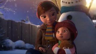 Lily a snehuliak