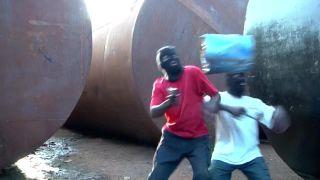Trhák z Ugandy: Expendables Kakongoliro