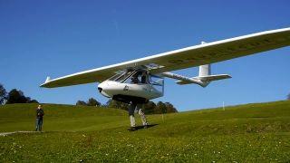 Archeopteryx - bezmotorové lietadlo zo Švajčiarska