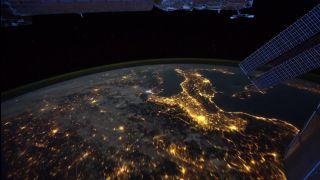Ako vidí planétu Zem Starman