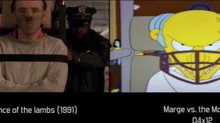 27 filmových scénok zo Simpsonovcov