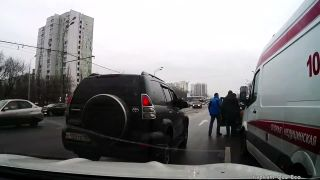 Idiot v taxíku (Rusko)