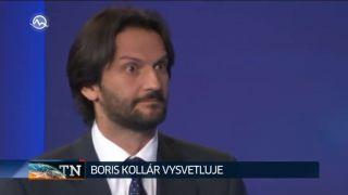 Róbert Kaliňák a jeho dramatický výraz tváre