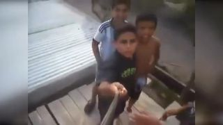 Chlapci si spravili nezabudnuteľnú selfie (Brazília)